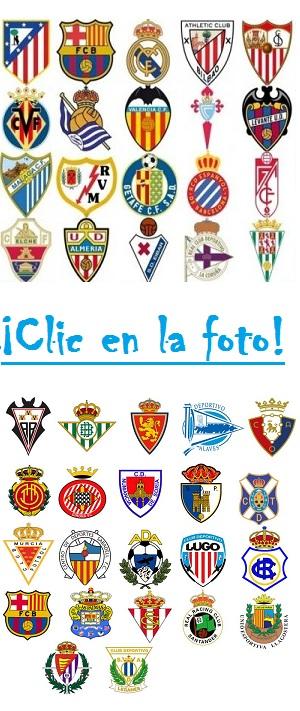 ver partidos de fútbol primera división y segunda de España