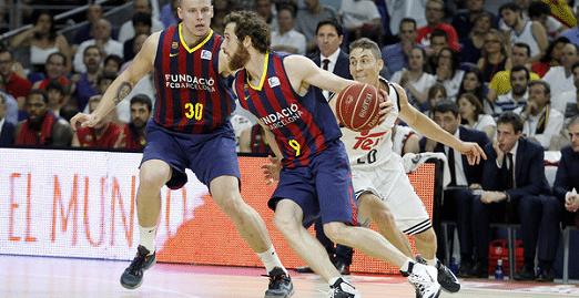 Ver ACB FC Barcelona Lassa - Herbalife Gran Canaria en vivo