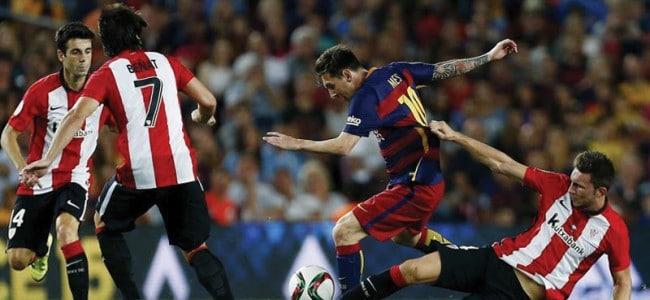 Dónde ver el partido de fútbol Athletic Barcelona 20 enero