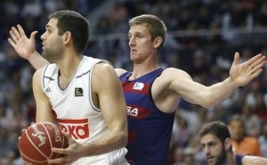ver Barcelona vs Madrid euroliga basket