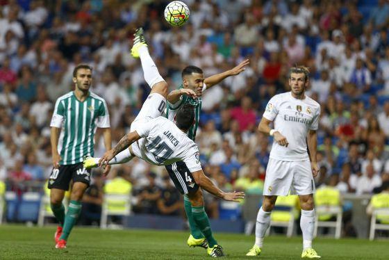 Dónde ver el partido de fútbol Betis Real Madrid 24 enero