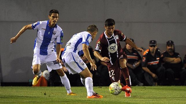 Dónde ver el partido de fútbol Córdoba Leganés 30 enero