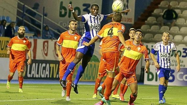 Dónde ver el partido de fútbol Elche Ponferradina 24 enero