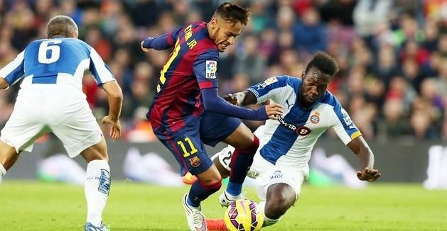 Dónde ver el partido de fútbol Espanyol Barcelona 13 enero