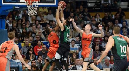 ver online el Fuenlabrada vs Gipuzkoa basket 2016