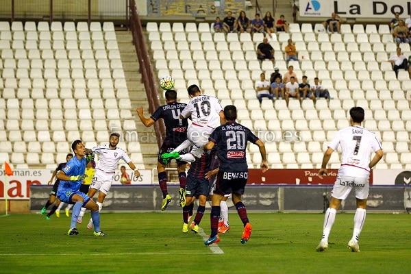Dónde ver el partido de fútbol Huesca Albacete 30 enero