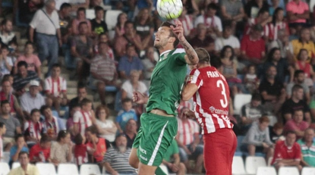 Dónde ver el partido de fútbol Leganés Almería 23 enero