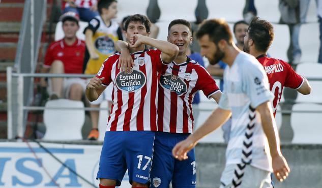 Dónde ver el partido de fútbol Llagostera Lugo 30 enero