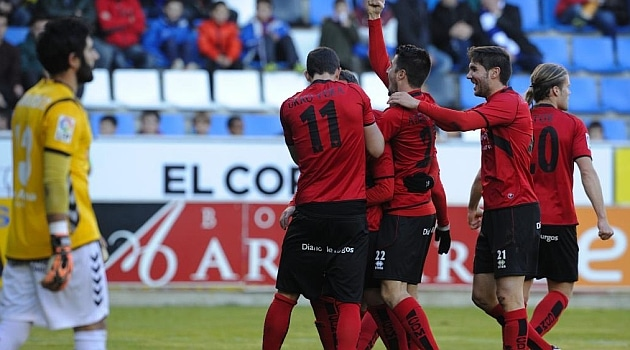 Dónde ver el partido de fútbol Mirandés Almería 10 enero