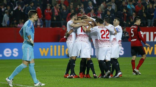 Dónde ver el partido de fútbol Mirandés Sevilla 28 enero