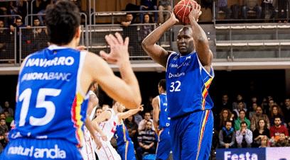 ver partido MoraBanc Andorra – Baloncesto Sevilla