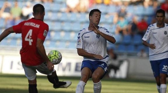 Dónde ver el partido de fútbol Nástic Tenerife 31 enero