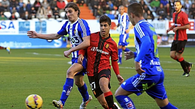 Dónde ver el partido de fútbolPonferradina Mallorca 31 enero