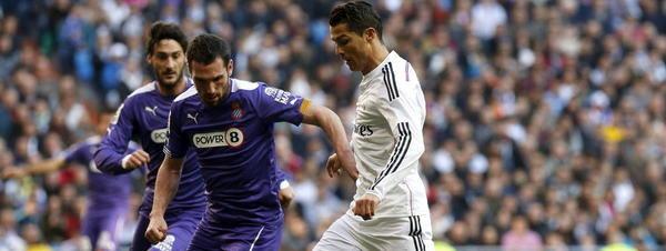 Dónde ver el partido de fútbol Real Madrid Espanyol 31 enero
