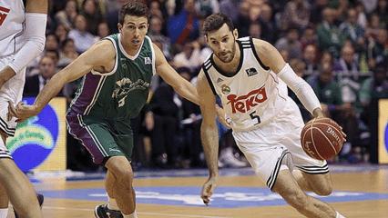 ver online el Real Madrid baloncesto - Unicaja de Málaga de ACB