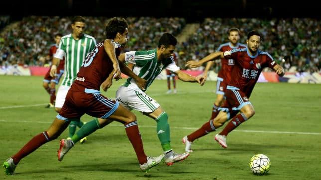 Dónde ver el partido de fútbol Real Sociedad Betis 30 enero