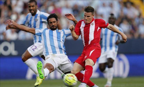 Dónde ver el partido de fútbol Sevilla Málaga 16 enero