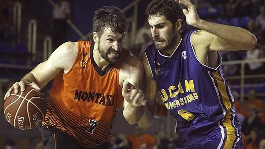 Ver por internet online UCAM Murcia vs Fuenlabrada 2016