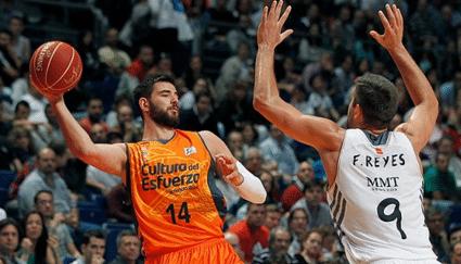 ver baloncesto online - Valencia Basket - Dominion Bilbao