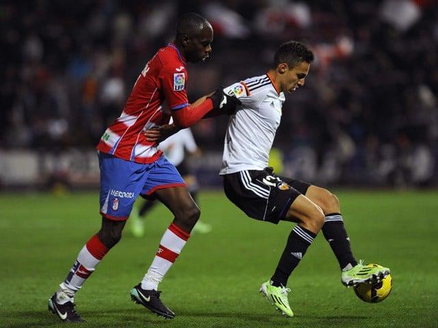 Dónde ver el partido de fútbol Valencia Granada 6 enero
