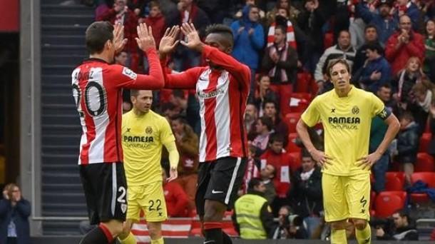 Dónde ver el partido de fútbol Villarreal Athletic 13 enero