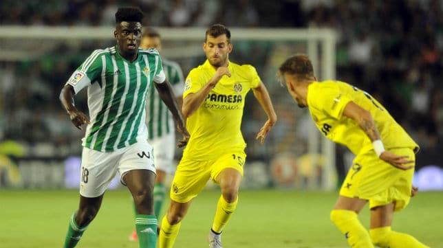 Dónde ver el partido de fútbol Villarreal Betis 16 enero