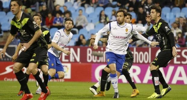 Dónde ver el partido de fútbol Zaragoza Llagostera 16 enero