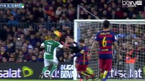 betis vs barcelona resumen