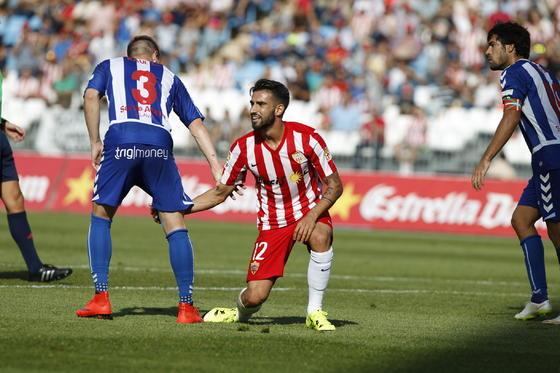 Dónde ver el partido de fútbol Alavés Almería 21 febrero
