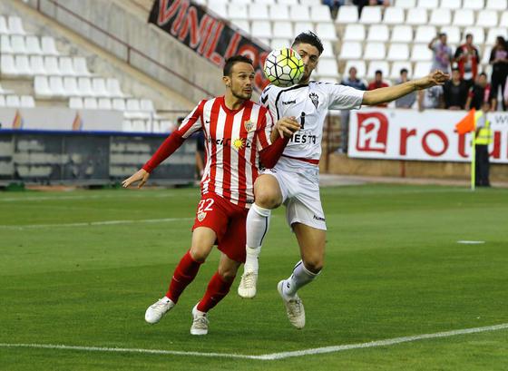 Dónde ver el partido de fútbol Almería Albacete 28 febrero