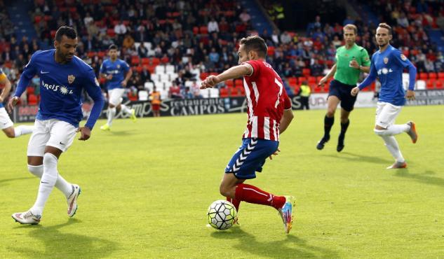 Dónde ver el partido de fútbol Almería Lugo 13 febrero