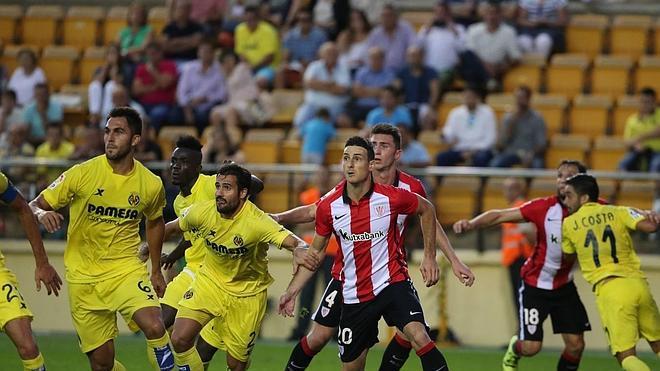 Dónde ver el partido de fútbol Athletic Villarreal 6 febrero