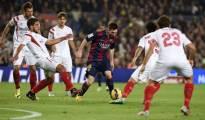 Dónde ver el partido de fútbol Barcelona Sevilla 28 febrero