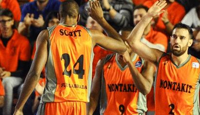 Basket Sevilla - Montakit Fuenlabrada en directo