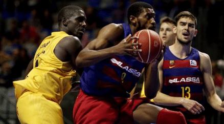 Ver FC Barcelona Lassa - Basket Sevilla online gratis
