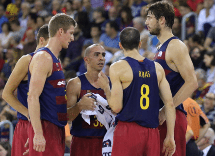 FC Barcelona Lassa - MoraBanc Andorra online gratis
