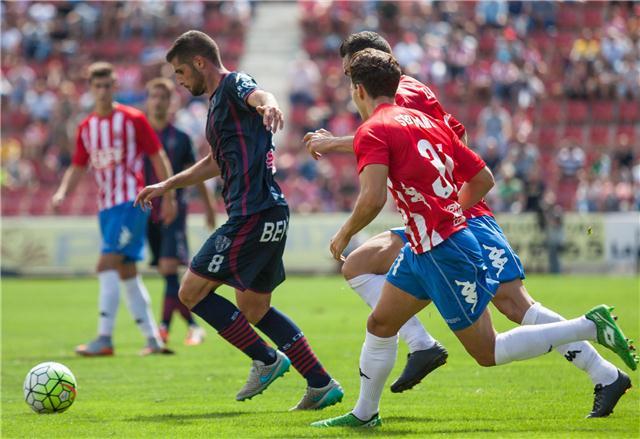 Dónde ver el partido de fútbol Huesca Girona 14 febrero