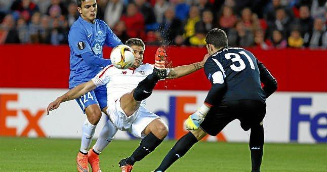 Dónde ver el partido de fútbol Molde Sevilla 25 febrero