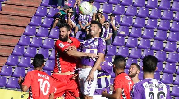 Dónde ver el partido de fútbol Nástic Valladolid 28 febrero