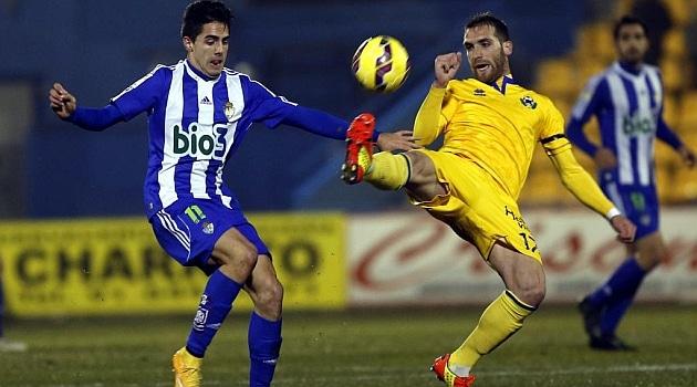 Dónde ver el partido de fútbol Ponferradina Alcorcón 13 febrero