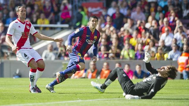 Dónde ver el partido de fútbol Rayo Barcelona 3 marzo