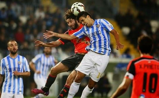 Dónde ver el partido de fútbol Real Sociedad Málaga 27 febrero