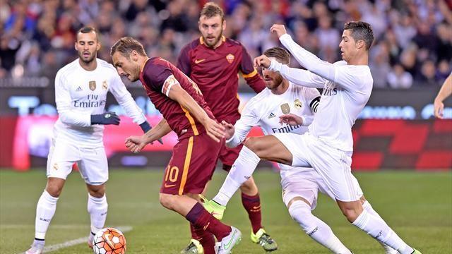 Dónde ver el partido de fútbol Roma Real Madrid 17 febrero