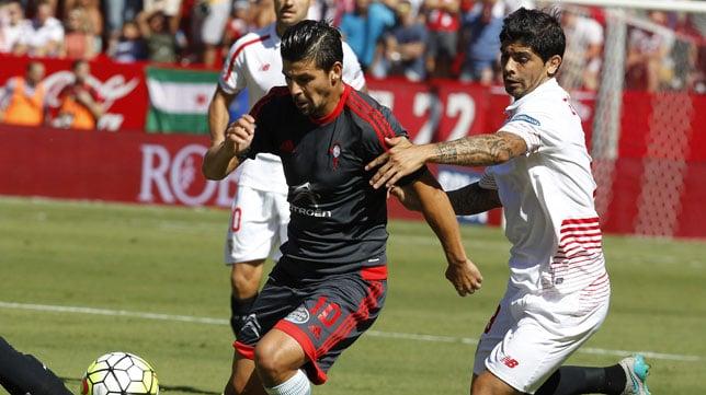 Dónde ver el partido de fútbol Sevilla Celta 4 febrero
