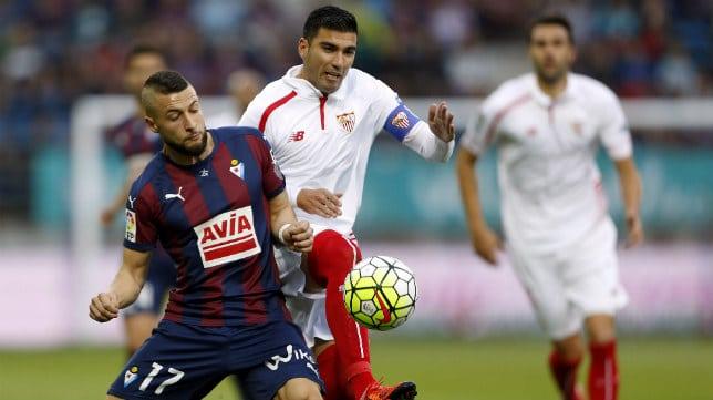 Dónde ver el partido de fútbol Sevilla Eibar 2 marzo