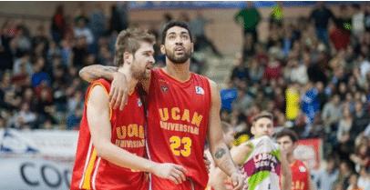 ver online UCAM Murcia - CAI Zaragoza