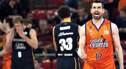 Dónde ver online gratis Valecia Basket - Laboral Kutxa Baskonia