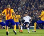 Dónde ver el partido de fútbol Valencia Barcelona 10 febrero