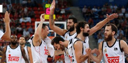 Valencia Basket - Real Madrid online