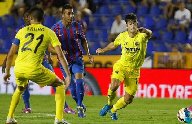 Dónde ver el partido de fútbol Villarreal Levante 28 febrero